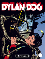 Dylan Dog N.18, Cagliostro!, Marzo 1988