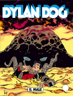 Dylan Dog N.51, Il Male, Dicembre 1990