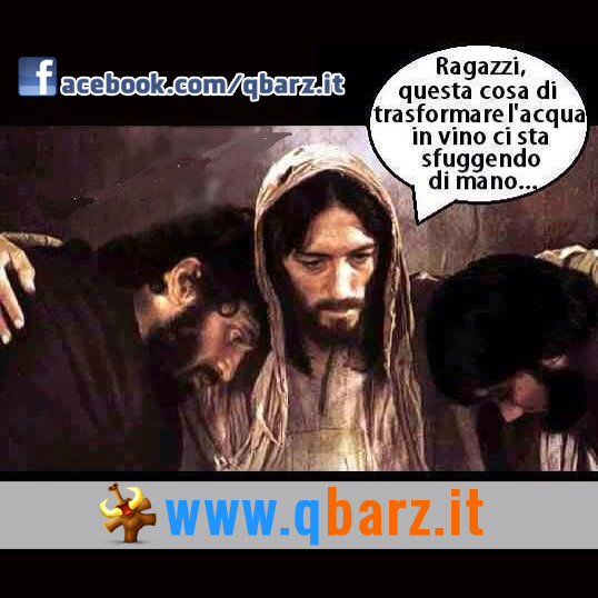 La seconda venuta di Gesù Cristo - Pagina 4 Acqua-vino-gesu