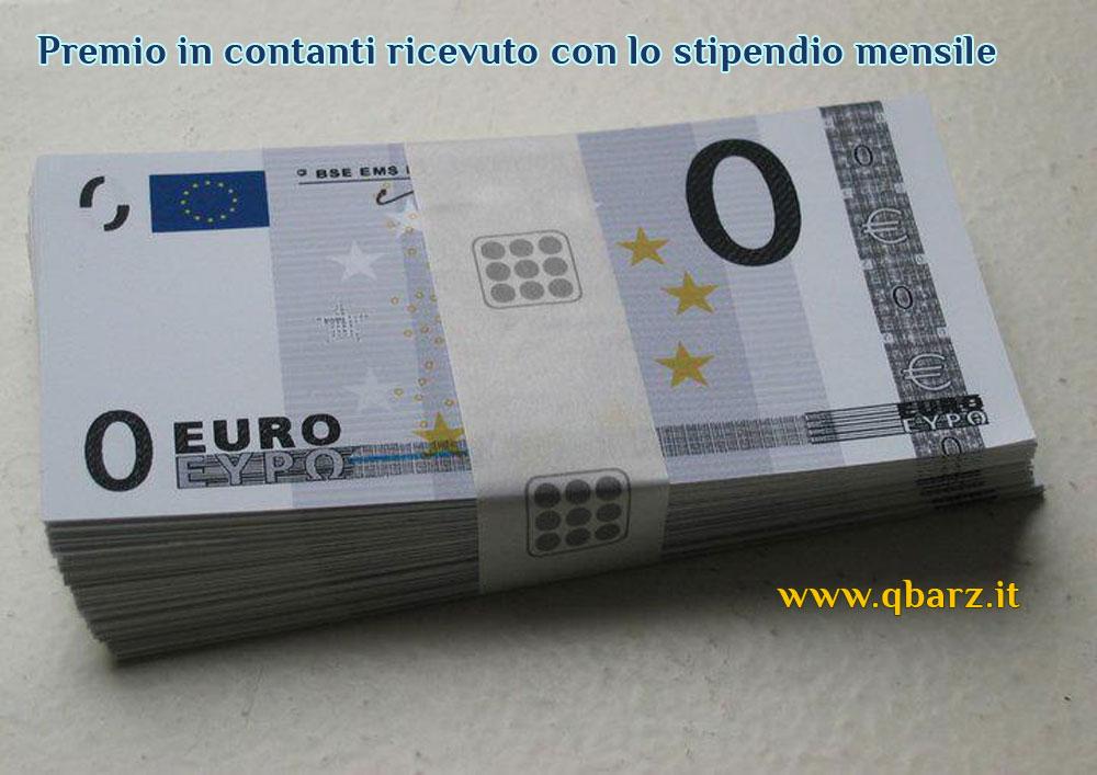 Banconote da Zero Euro