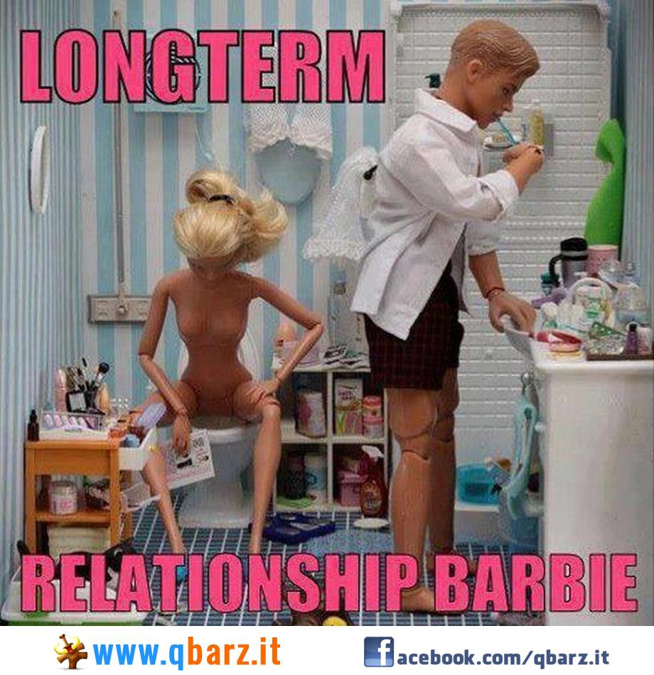 Barbie e i rapporti di coppia