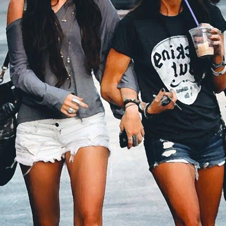 giochi tra ragazze incontro amicizia