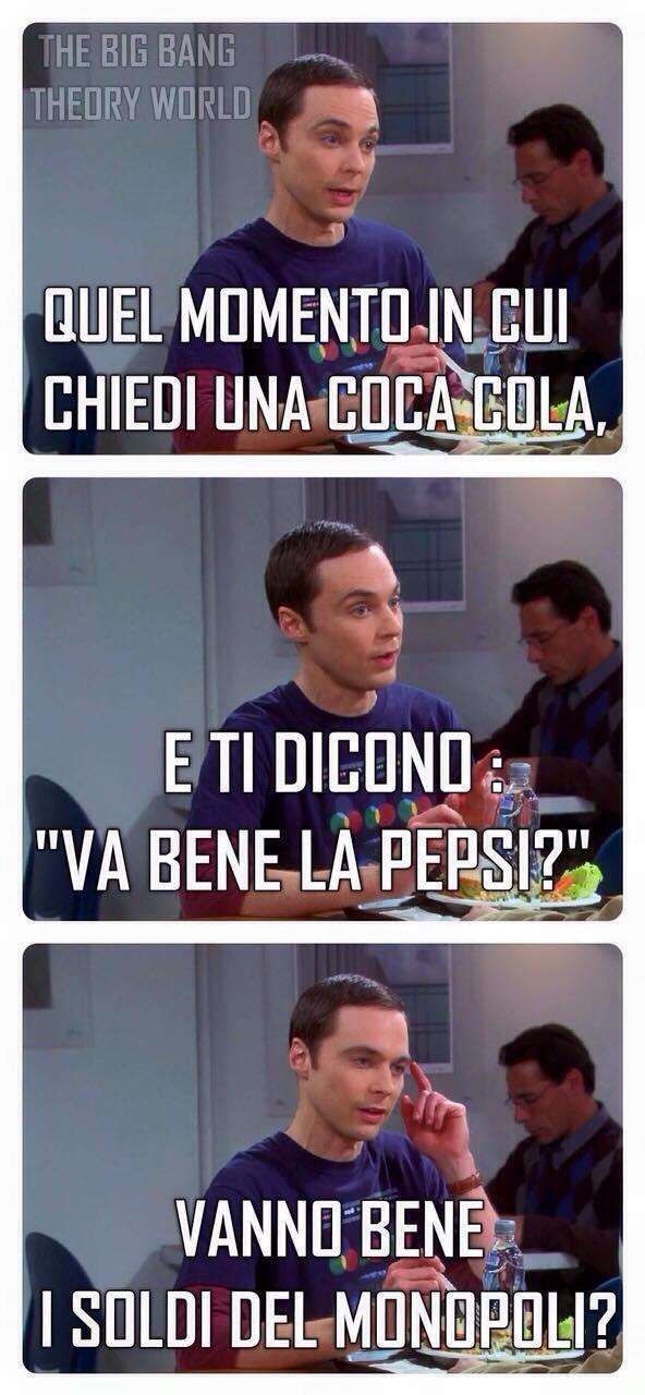 Chiedi una Coca Cola e ti danno una Pepsi