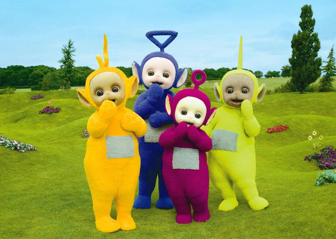 Extraterrestri colorati