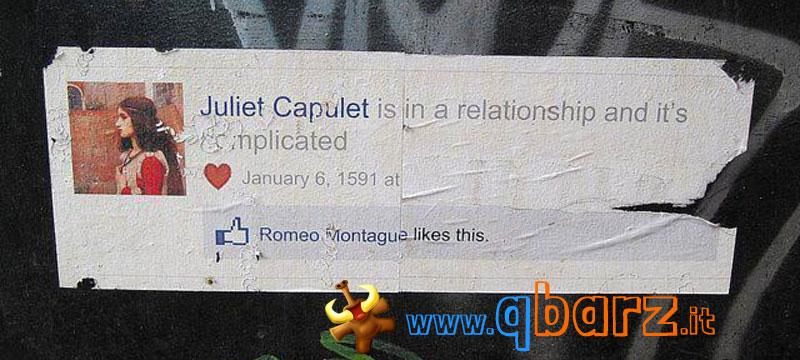 Matrimonio Tema Romeo E Giulietta : Giulietta e romeo foto divertente