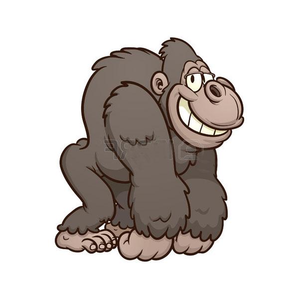 Il gorilla e il leone