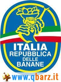 Italia repubblica delle banane
