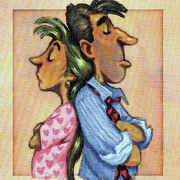 Dopo 25 anni di matrimonio