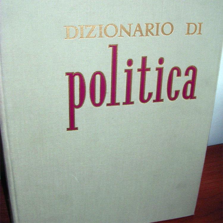 Definizione di politica