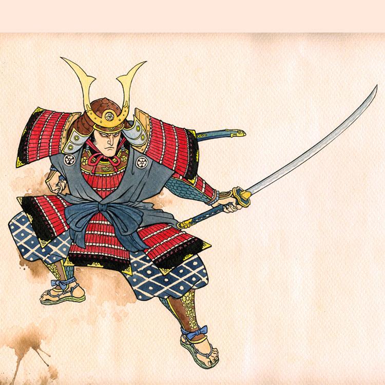 Il vecchietto e il samurai