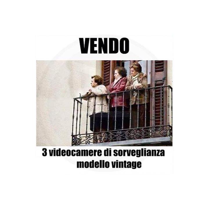 Sicurezza vintage