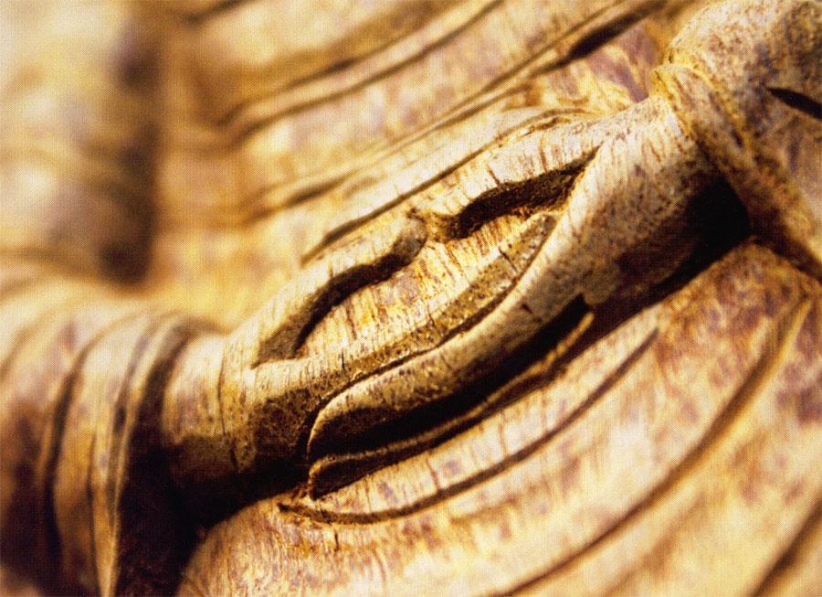 Nel monastero Zen del Silenzio