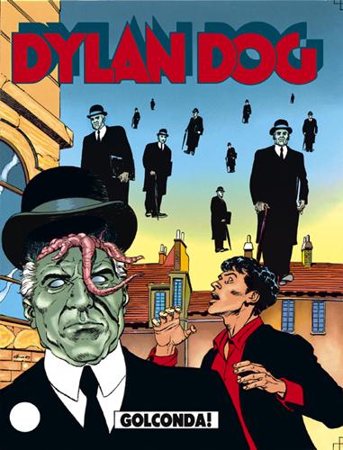 """Dylan Dog N.41 """"Golconda!"""" (Febbraio 1990, Sergio Bonelli Editore)"""