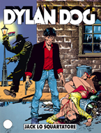 Dylan Dog N.2, Jack lo Squartatore, Novembre 1986