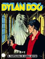 Dylan Dog N.4, Il fantasma di Anna Never, Gennaio 1987