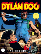Dylan Dog N.8, Il ritorno del mostro, Maggio 1987