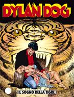 Dylan Dog N.37, Il sogno della tigre, Ottobre 1989