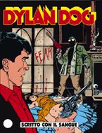 Dylan Dog N.47, Scritto con il sangue, Agosto 1990