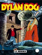 Dylan Dog N.55, La mummia, Aprile 1991