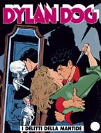 Dylan Dog N.71, I delitti della Mantide, Agosto 1992