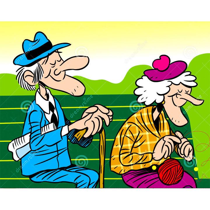 Attività sessuali in coppie anziane