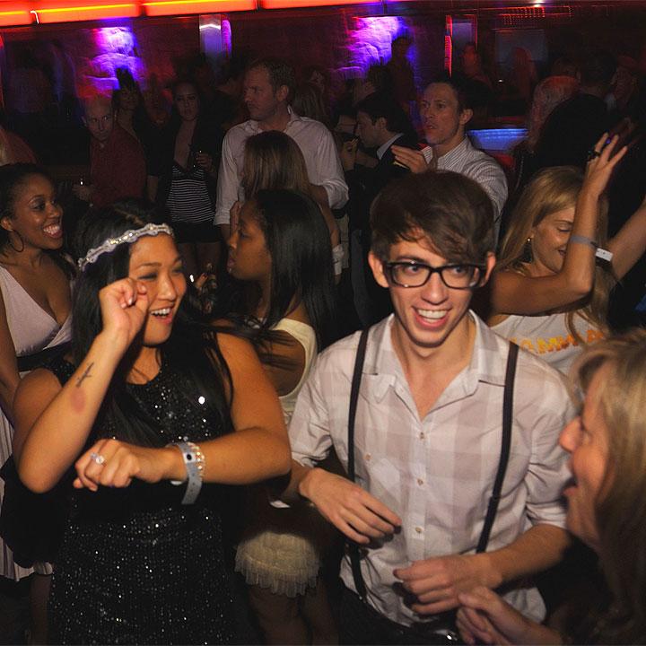 Conquiste in discoteca