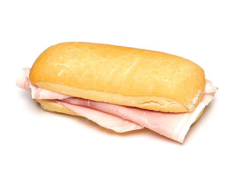 Pranzare con un panino