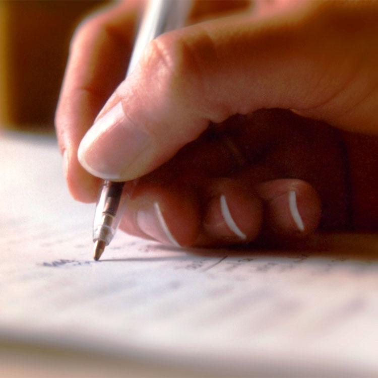 Lettera di una studentessa alla famiglia